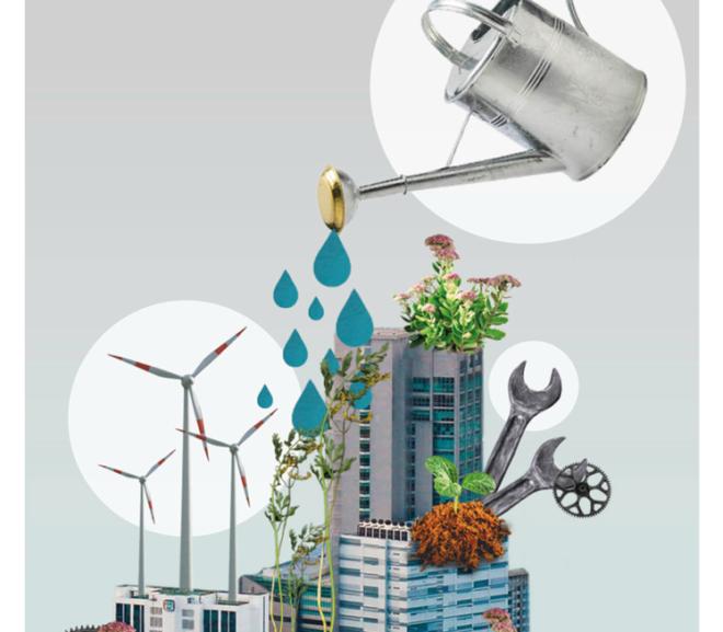 Gemeinschaffen und Urban Commons – Einblicke ins Urban Commons Cookbook